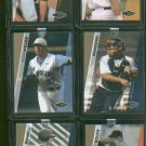 Jesus Montero 2006 Justifiable Preview Gold #7/100