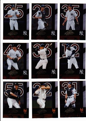 Andy Pettitte   2002 Playoff Absolute Memorabilia #95