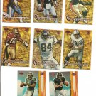 Terrell davis 1999 Collector's Edge Triumph Pack Warriors