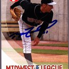 Ryan Feierabend 2004 Midwest League Top Prospects Autographed