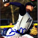 Jared Wells 2004 Midwest League All Star Autographed