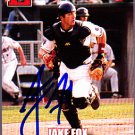 Jake Fox 2004 Midwest League All Star Autographed