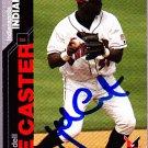 Yurendell De Caster 2005 Indianapolis Indians Autographed