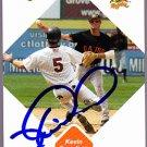 Kevin Frandsen 2005 Justifiable Autographed