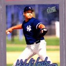 Hideki Irabu 1997 Fleer Ultra Graded MINT