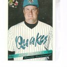 1997 Rancho Cucamonga Quakes Unopened Team Set