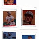 Rickey Henderson  Baseball Cards Magazine Repli Card