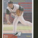 Wade davis 2006 Midwest League All star single card