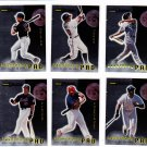 Mike Piazza 1998 Pinnacle Performers Launching Pad