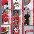 Checklist / Header Card   2013 Indianapolis Indians