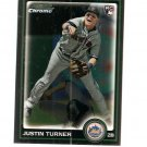 Justin Turner 2010 Bowman Chrome Draft  BDP105