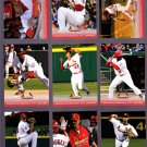 Starlin Rodriguez  2013 Springfield Cardinals
