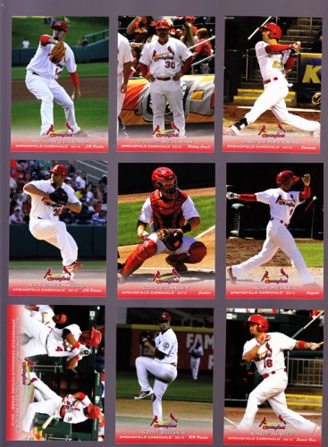 Phillip wellman   2013 Springfield Cardinals