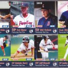 Bruce Crabbe  2015 Pawtucket Red Sox Dunkin Donuts