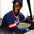 Daryl Strawberry New York Mets 8x10 Picture