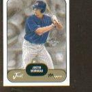 Justin Morneau 2002 Just Prospects