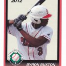 Byron Buxton 2012 Diamond Prospects