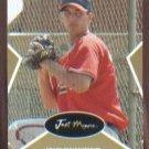 Adam Wainwright 2003 Just Stars Gold #144/1000