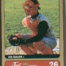 Joe Mauer 2002 Justifiable Gold #121/1000