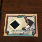 Andy Marte 2005 Bowman Futures Game Gear Jersey Card