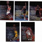 Reggie Miller NS11 1999-2000 Upper Deck Now Showing
