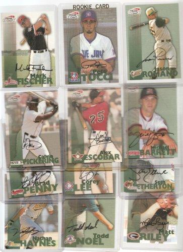 Jason Romano 1999 Team Best Autographed