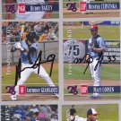 Anthony Giansanti  Autographed 2014 Tennessee Smokies