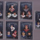1999 Topps Chrome #428 Bowie, Norton, Wolf