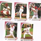 Kolten Wong  2012 Springfield Cardinals