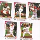 Kleinger Teran 2012 Springfield Cardinals