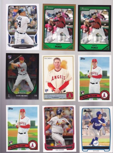 Mark Trumbo 2011 Topps Rookie Card #57