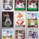 Hunter Pence 2007 Bowman Gold  BDP25