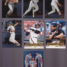 Mike Piazza Karros Mondesi #80 Dodger Dynasty  1995 Select Certified