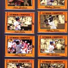 Alfonso Soriano  #12 of 30 LC 2003 Fleer Tradition Lumber Company