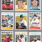 Miguel Sano #1 2013 Topps Heritage Minors