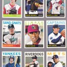 Henry Owens #10  2013 Topps Heritage Minors