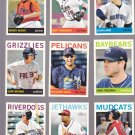 Roughned Odor   #23  2013 Topps Heritage Minors