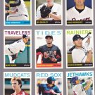Mike Piazza #40    2013 Topps Heritage Minors