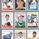 Jake Thompson #66     2013 Topps Heritage Minors