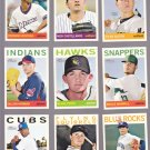 Bruce Maxwell #78    2013 Topps Heritage Minors