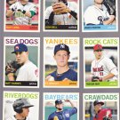 C. J. Edwards #136    2013 Topps Heritage Minors