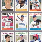 Zach Jones #164   2013 Topps Heritage Minors
