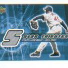 Pedro Martinez 2002 UD Rookie Update 5-Star Tribute Jersey Card
