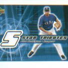 Alex Rodriguez 2002 UD Rookie Update 5-Star Tribute Jersey Card