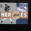 Roberto Alomar #477 2002 UD Diamond Connection Relic Card #/200