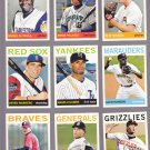 Taylor Jungmann #192     2013 Topps Heritage Minors