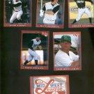 Drew Stubbs 2007 Midwest League Top Prospect