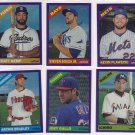 Joey Gallo #647 2015 Topps Heritage High # Purple Refractor