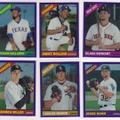 Jesse Hahn #709 2015 Topps Heritage High # Purple Refractor