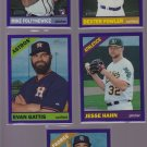 Mike Foltynewicz #719 2015 Topps Heritage High # Purple Refractor